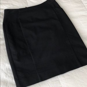 Black H&M pencil skirt